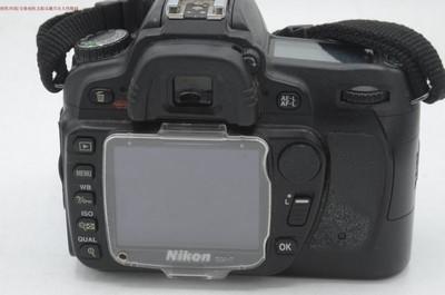 9成多新 尼康D80 单机 便宜出售 仅售500 编号8801
