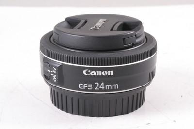 98/佳能 EF-S 24mm f/2.8 STM ( 成色极新 )
