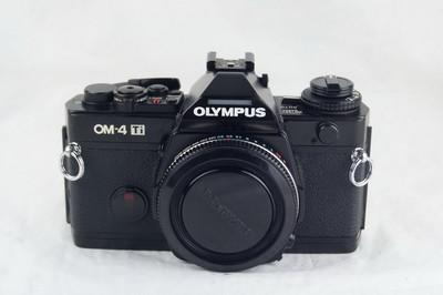 奥林巴斯OM-4TI 极美品好成色