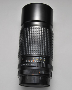 Pentax 宾得67用定焦长焦镜头 300F4 支持置 换 收购