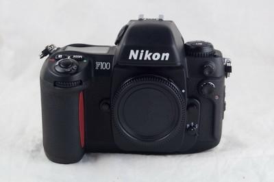 尼康F100 极美品好成色