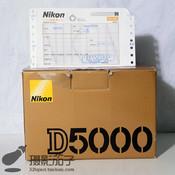 95新 尼康 D5000 机身 #7587 [支持高价回收置换]