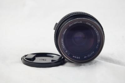 奥林巴斯OM 28 F2 镜头