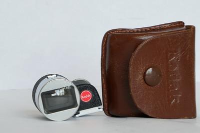 德国产 柯达Kodak Retina IIIc旁轴相机35、80mm双焦距取景器