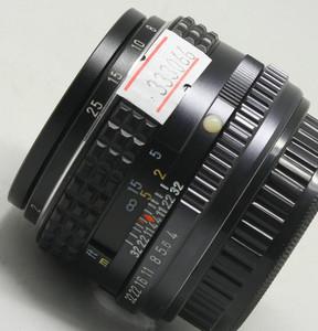 95新 宾得 PK-M 50/4 微距(3066)