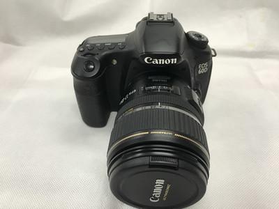 Canon/佳能EOS60D+17-85 防抖镜头数码单反相机套机