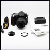 Nikon 尼康 D90 18-55 VR 套机 98新 成色非常好