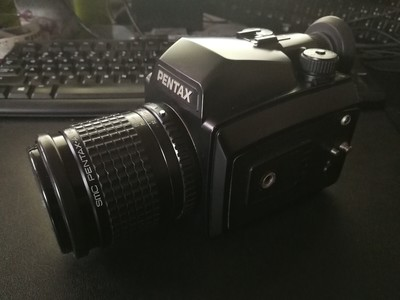 Pentax 645N相机+150mm F3.5镜头
