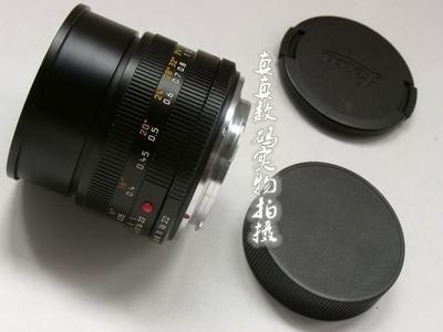 成色很好 罕见 正品徕卡LEICA R 35mm/F2.8 E55 方子版 人文镜头