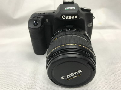 Canon/佳能EOS 50D单反相机包装全