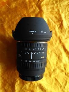 适马 17-35mm f/2.8-4 EX DG HSM(佳能口)