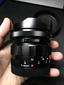 福伦达 10mmF5.6Hyper-Wide-Heliar 索尼E卡口