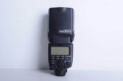 96新二手Canon佳能 580EX II 闪光灯 适用于5D25D3 (B8389)京