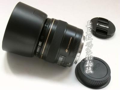 成色极好 原装 正品 佳能EF85mm/F1.8定焦镜头 #3590 送遮光罩