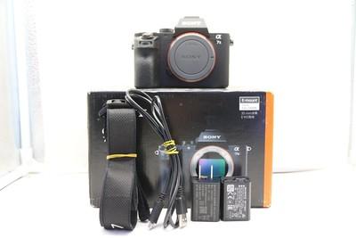 96新二手 Sony索尼 A72 A7 II 单机 微单相机(1406)【深】