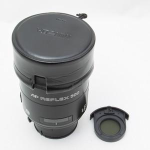 科尼尔美能达 AF REFLEX 500mm /F8 反射镜 折返镜 95新 NO:1723