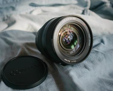 Contax N 24-85mm 自动镜头