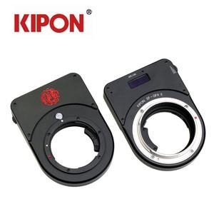 KIPON转接环 千亿国际娱乐官网首页转富士GFX 50s 电子光圈版 EF-GFX E