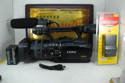 97新 索尼 HVR-V1C 专业高清摄像机 mini DV 磁带卡带录像机