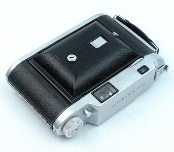 四大天皇之一 军旗ENSIGN AUTORANGE 820  6x6 6x9 折叠相机
