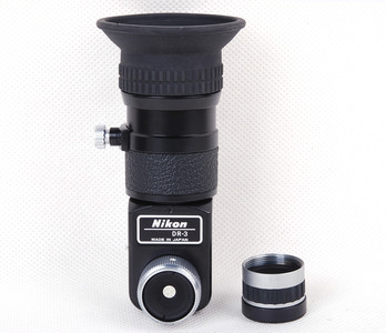 【美品】Nikon/尼康 DR-3 直角取景器 #jp19267
