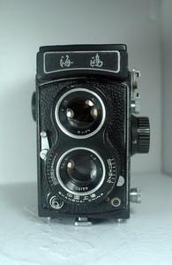 海鸥4B-1照相机 ( 裂屏 )