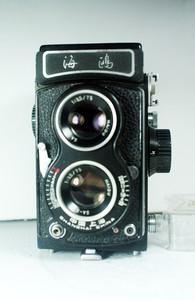 海鸥4B-1照相机 ( 放大屏 )