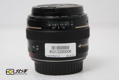 98新佳能 EF 50/1.4 USM(BG12200006)