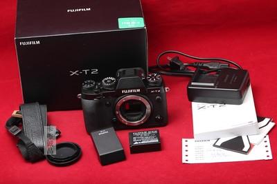 Fujifilm/富士 X-T2 高端微单 实物拍摄 行货带包装 难得新品