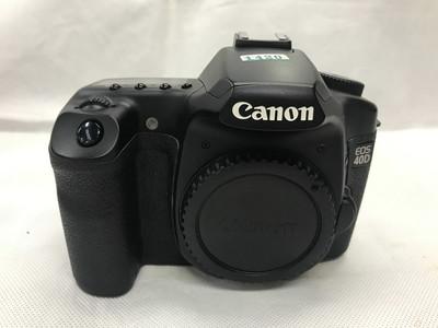 Canon/佳能 EOS 40D 机身 中端数码单反相机