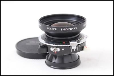 施耐德 150/5.6MC 4X5大画幅座机镜头