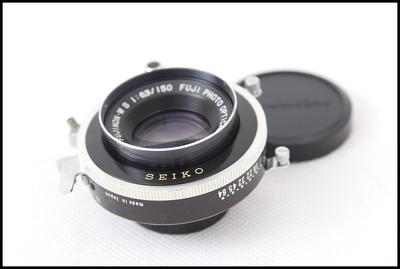 富士FUJINON 150/6.3 4X5大画幅座机镜头