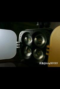 致峰3000 led摄影摄像补光灯