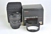 98新 适马 10-20mm f/4.0-5.6 EX DC HSM(千亿国际娱乐官网首页口)