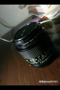 佳能fd 35mm f2.0  手动镜头大概9新左右