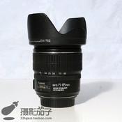 95新佳能EF-S15-85mm f/3.5-5.6 IS USM#1870[支持高价回收置换]