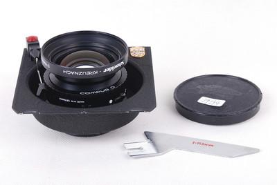 施耐德SYMMAR-S 150/5.6MC带linhof镜头板#jp19294