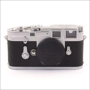 徕卡 Leica M3 双拨 少见加拿大制造!