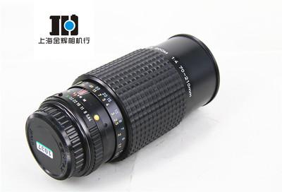 宾得Pentax SMC-A ZOOM 70-210/4 全幅长焦 手动对焦 实体现货