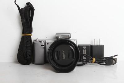 93新二手 Sony索尼 NEX-5N 套(18-55)微单相机(B6500)【京】