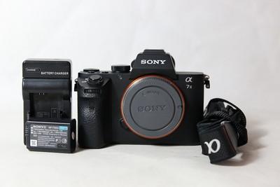 95新二手 Sony索尼 A72 A7 II 单机 微单相机(T06301)【津】