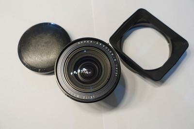 Leitz Wetzlar Super-Angulon 21 mm f/ 4