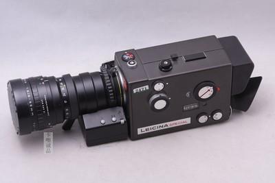 徕卡 LEICINA SPECIAL 8毫米电影机 6-66/1.8 电影镜头 实物拍摄