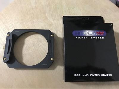 海泰软渐变灰镜100x150mm,海泰100mm滤镜支架+77mm卡环