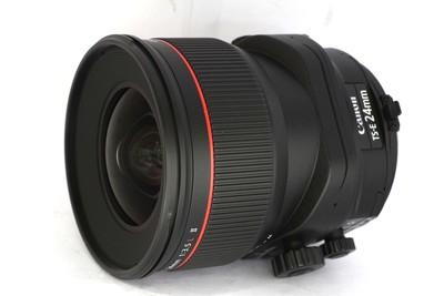 【移轴镜头】佳能 TS-E 24mm f/3.5L II(NO:7162)