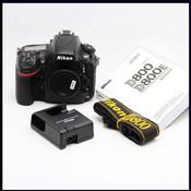 Nikon 尼康 D800 全副 单反 机身 (收购 交换)