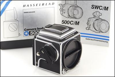 难得成色极新!哈苏 Hasselblad 500C/M 中画幅机身 带包装