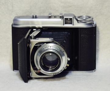 福伦达 Perkeo II 120皮腔折叠相机
