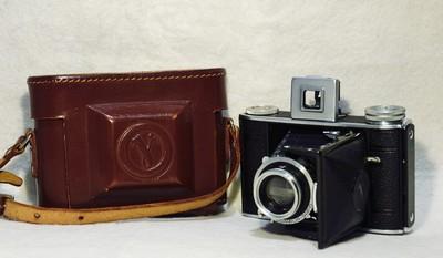 德国福伦达 Bessa 66 120皮腔折叠相机