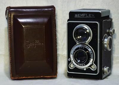法国索姆 Semflex 120双反相机